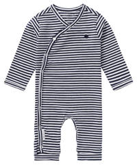 Noppies baby gestreept boxpak Noorvik donkerblauw/wit, Donkerblauw/wit