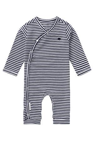 baby gestreept boxpak Noorvik donkerblauw/wit