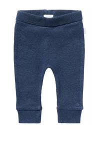 Noppies baby broek Naura met biologisch katoen donkerblauw, Donkerblauw