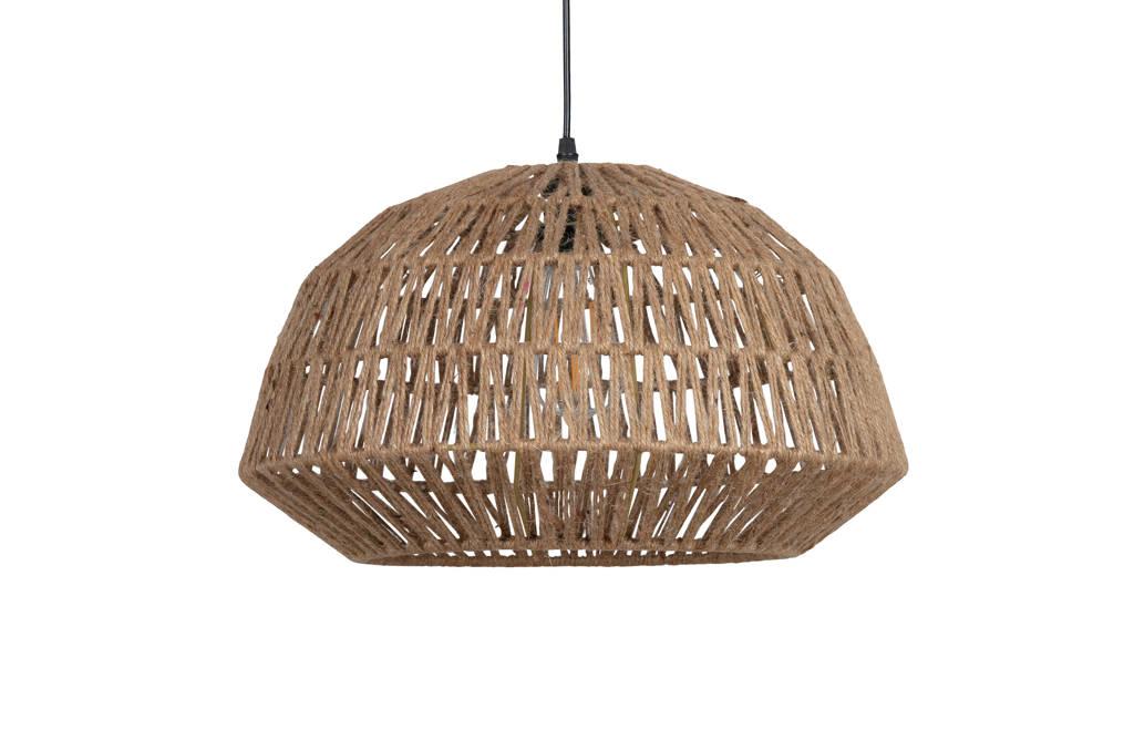 WOOOD Exclusive Hanglamp Kace, Bruin