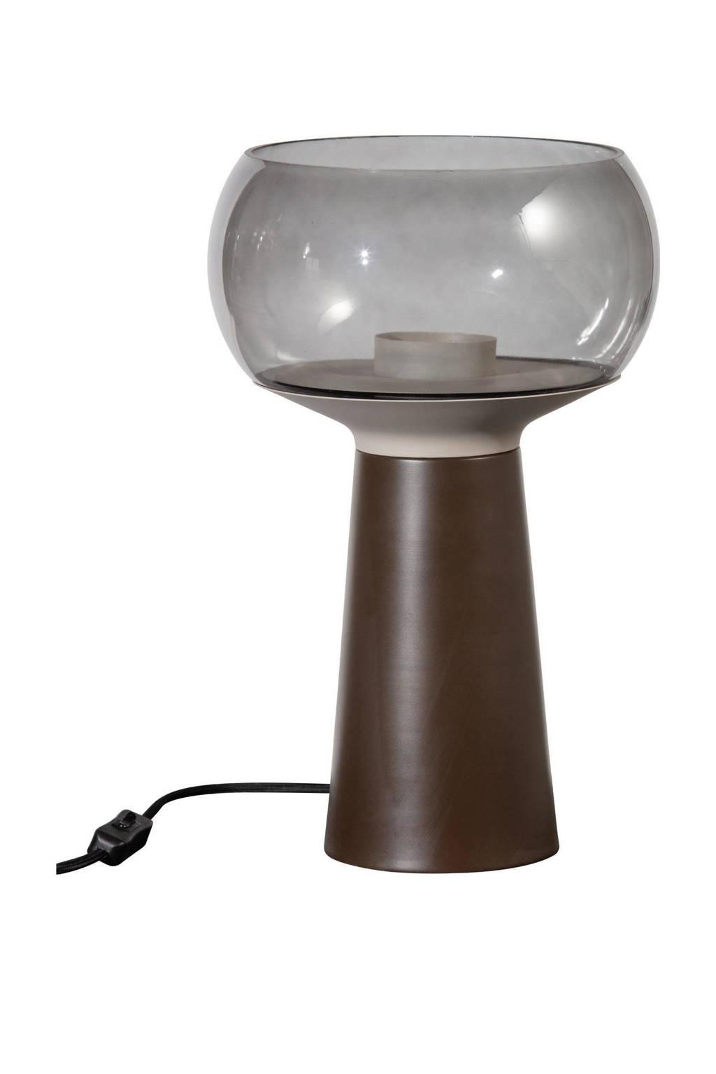 BePureHome tafellamp Mushroom, Zwart