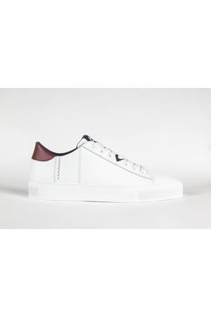 HOOK CS  leren sneakers wit