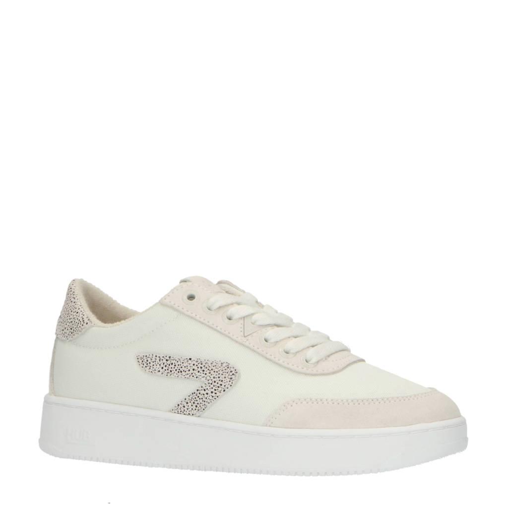 HUB Baseline-W  sneakers wit/ecru, Wit/ecru