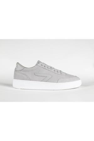 Baseline-Z  nubuck sneakers lichtgrijs