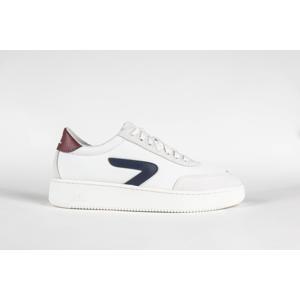 Baseline-W  sneakers wit/blauw/rood