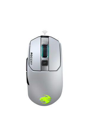 Kain 202 Aimo gaming muis (wit)