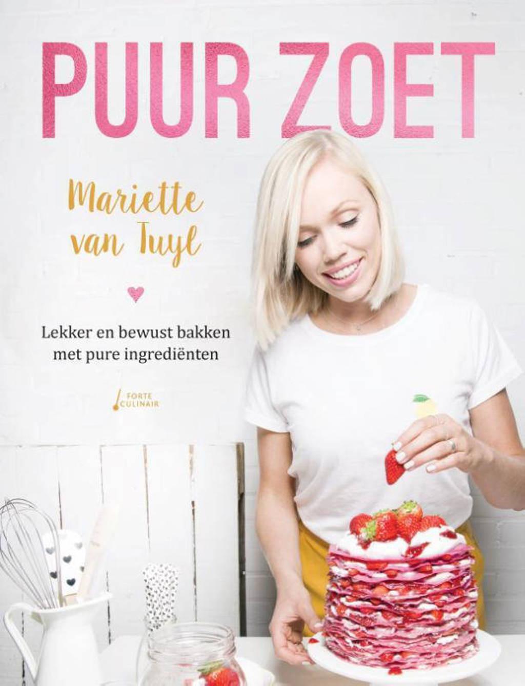 Puur zoet - Mariette van Tuyl