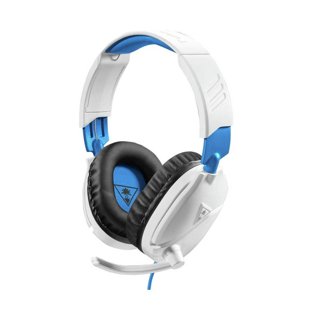 Turtle Beach  Ear Force Recon 70P gaming headset, wit, blauw