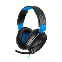 Turtle Beach  Ear Force Recon 70P gaming headset, Zwart, Blauw