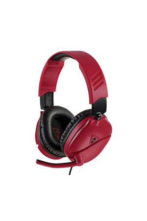 Recon 70N Switch gaming headset (rood/zwart)