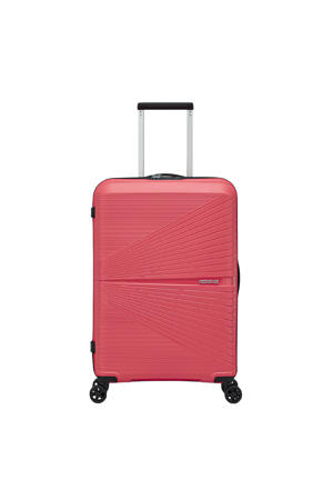 trolley Airconic Spinner 67 cm. roze