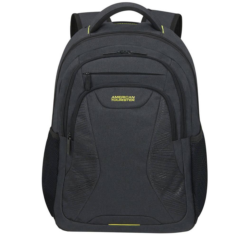 American Tourister  15.6 inch laptop rugzak At Work antraciet/zwart, Grijs
