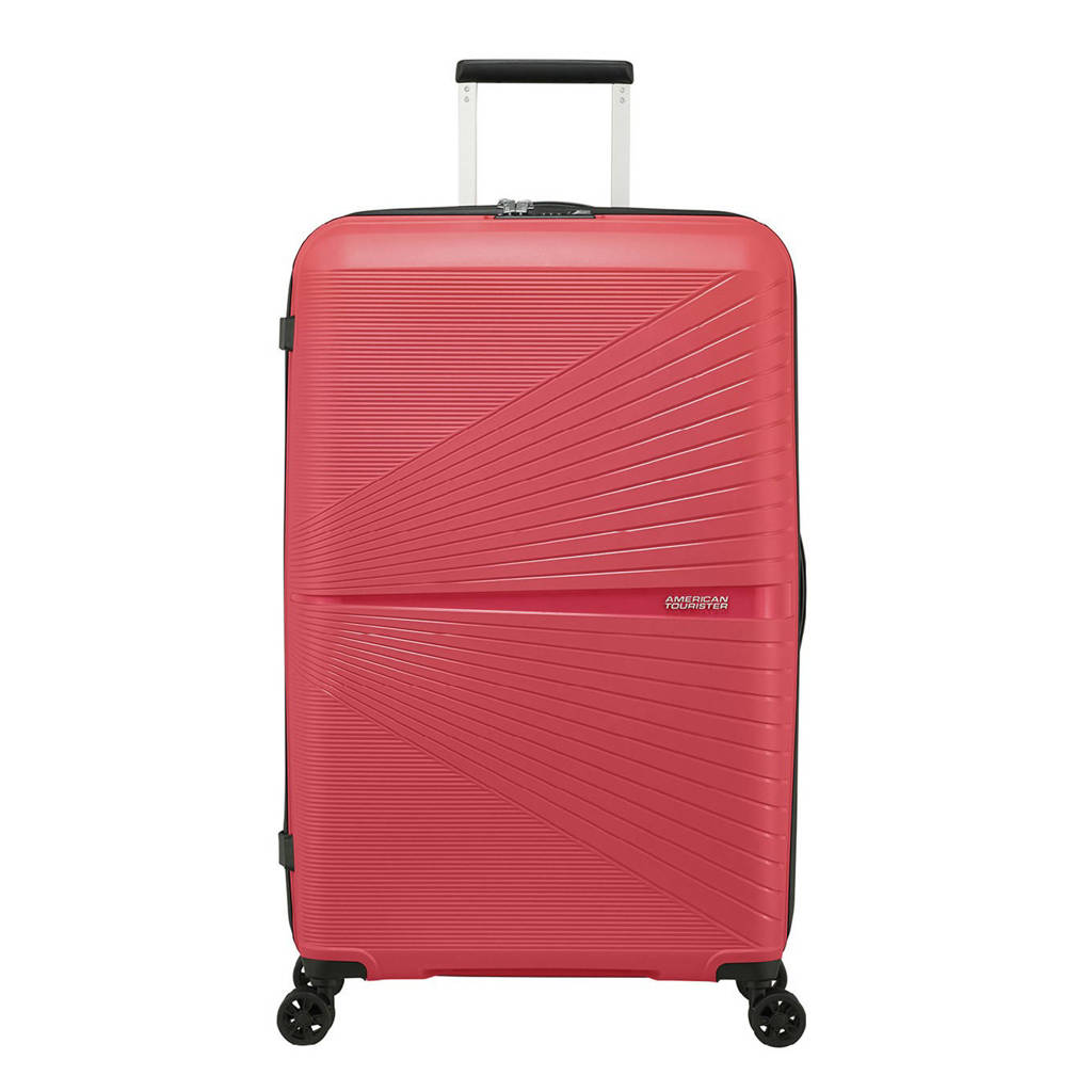 American Tourister  trolley Airconic Spinner 77 cm. roze, Roze