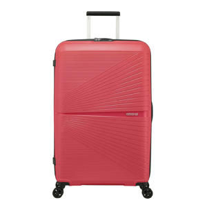 trolley Airconic Spinner 77 cm. roze