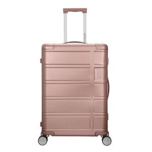 trolley Alumo Spinner 67 cm. roze
