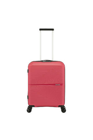 trolley Airconic Spinner 55 cm. roze