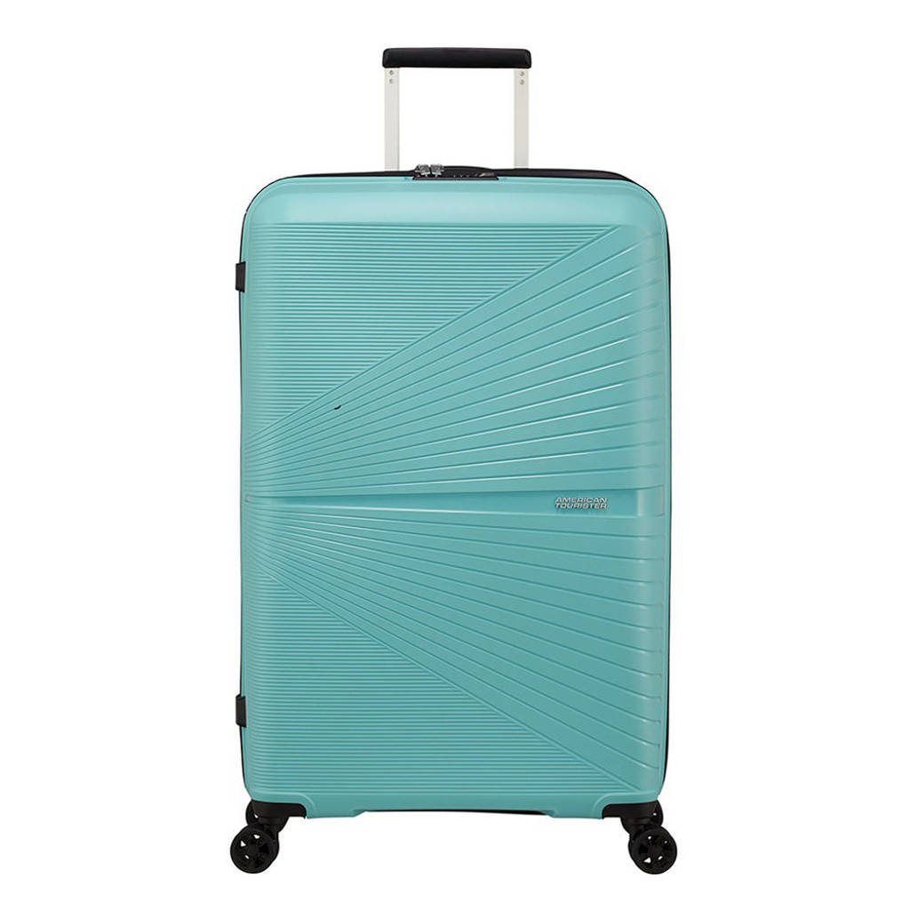 American Tourister  trolley Airconic Spinner 77 cm. blauw, Blauw