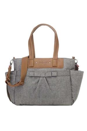 Cara Diaper Bag Bloom grijs