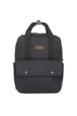 Georgi Convertible Backpack zwart