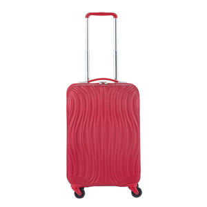 trolley Wave 55 cm. rood
