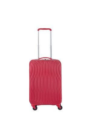 Wave Koffer 55 rood