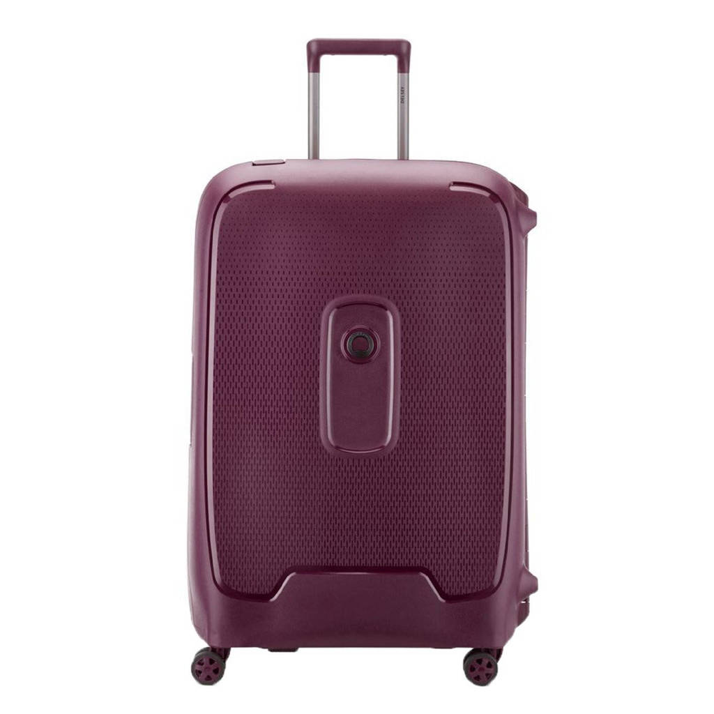 Delsey  trolley Moncey 76 cm. paars, Paars