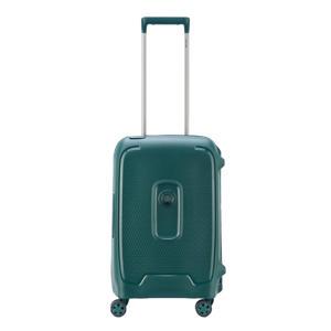 trolley Moncey 55 cm. groen