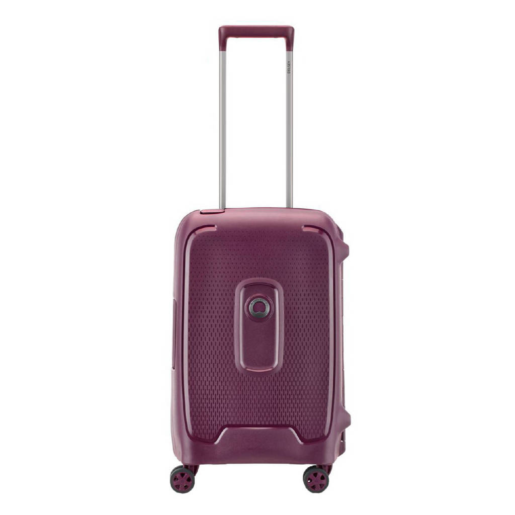 Delsey  trolley Moncey 55 cm. paars, Paars