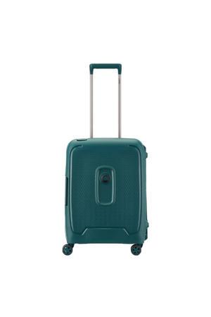 Moncey 4 Wheel Trolley 55 Slim groen