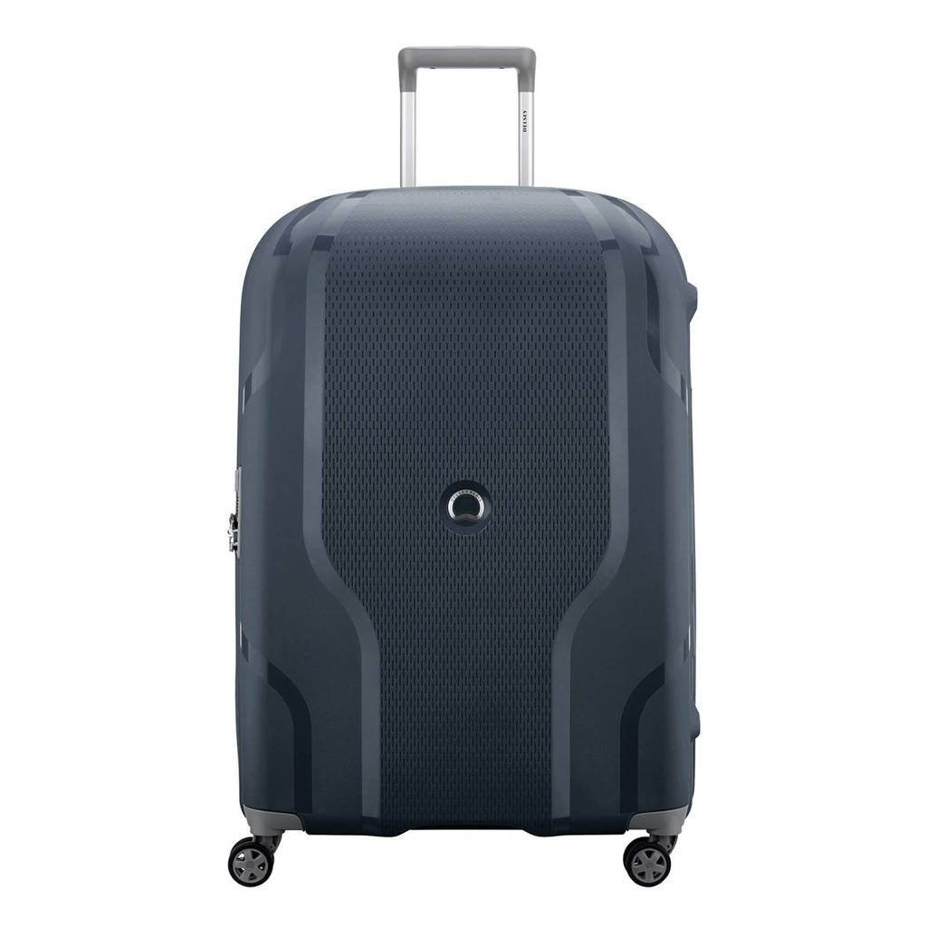 Delsey  trolley Clavel 76 cm. Expandable blauw, Blauw