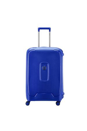 trolley Moncey 70 cm. blauw