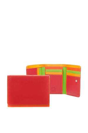 Unisex Medium Tri-Fold Wallet multi