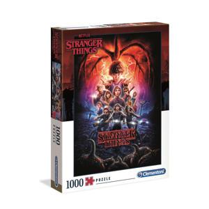 Stranger things  legpuzzel 1000 stukjes