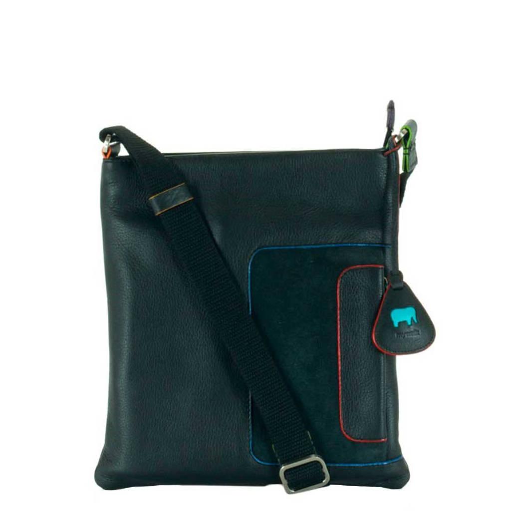 Mywalit  Havana Top Zip Bag zwart, Multicolor