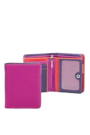Ladies Medium Wallet rood multi