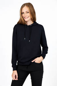 Soyaconcept hoodie SC-BANU 17 zwart, Zwart