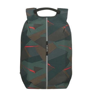 Securipak Laptop Backpack 15.6'' kaki
