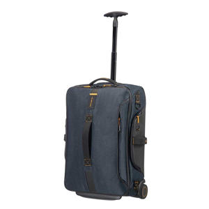Paradiver Light Duffle Wheels Strict Cabin 55 jeans blauw