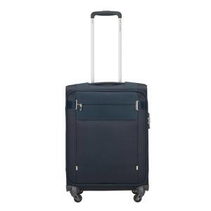 trolley Citybeat Spinner 55/40 cm. donkerblauw
