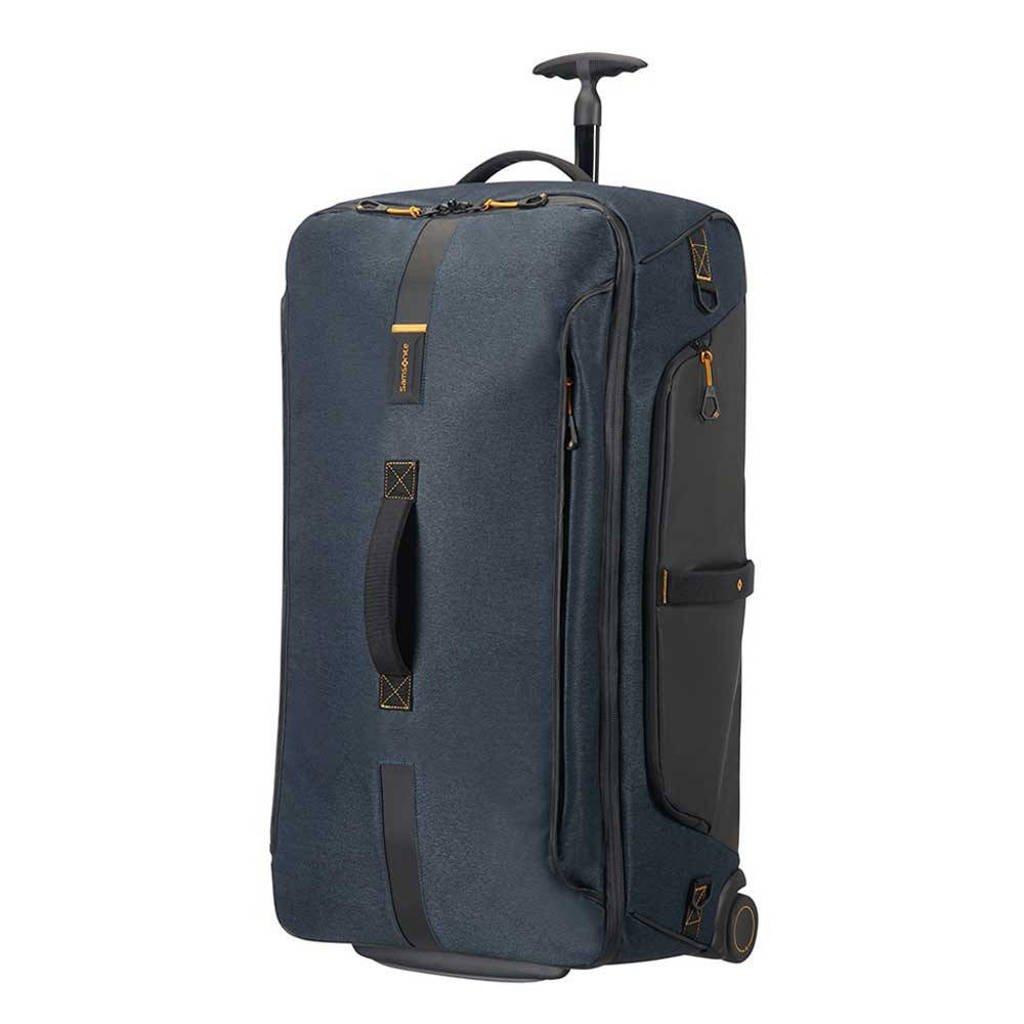 Samsonite  trolley Paradiver Light 79 cm. jeans blauw, Blauw