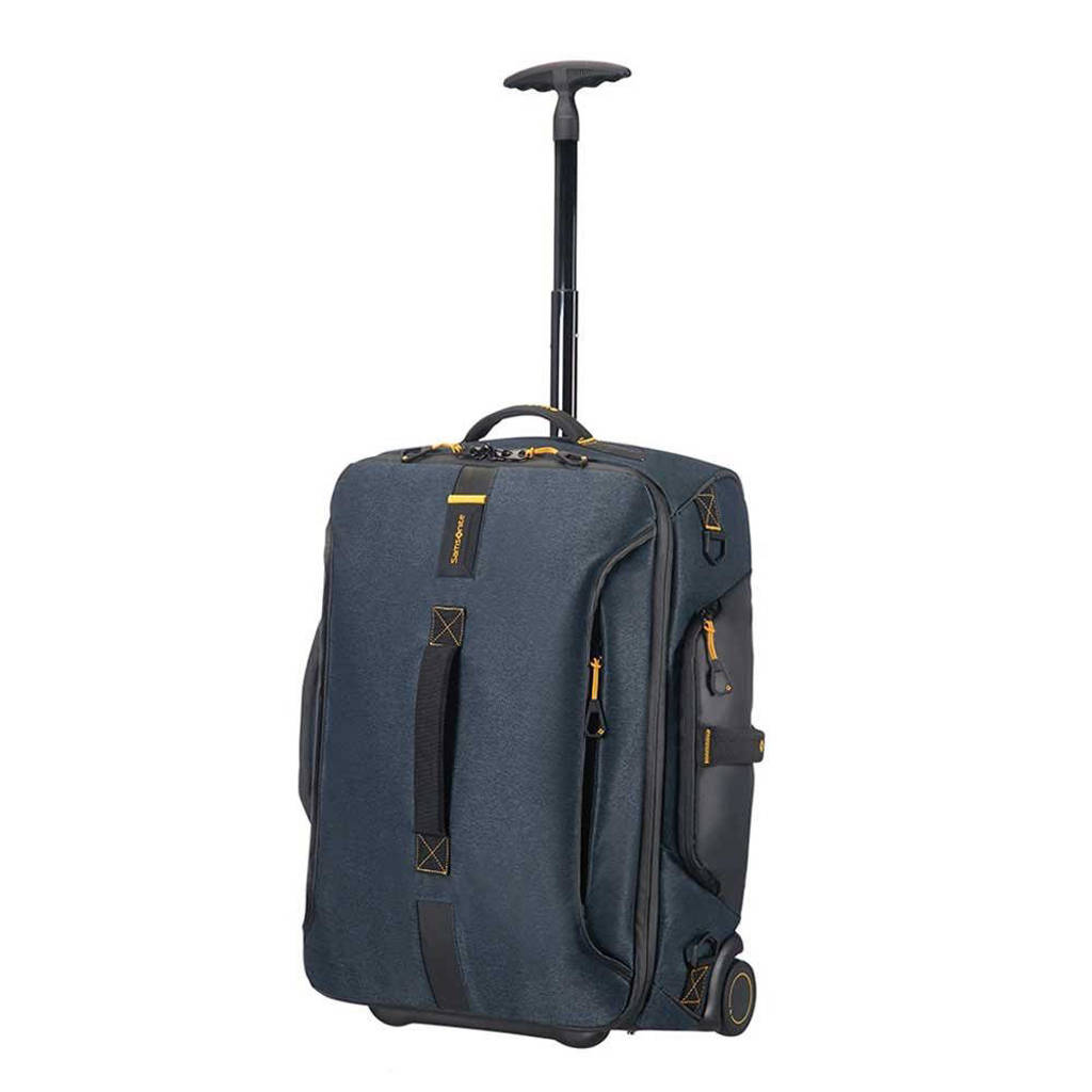 Samsonite  Paradiver Light Duffle Wheels Backpack 55 jeans blauw, Blauw