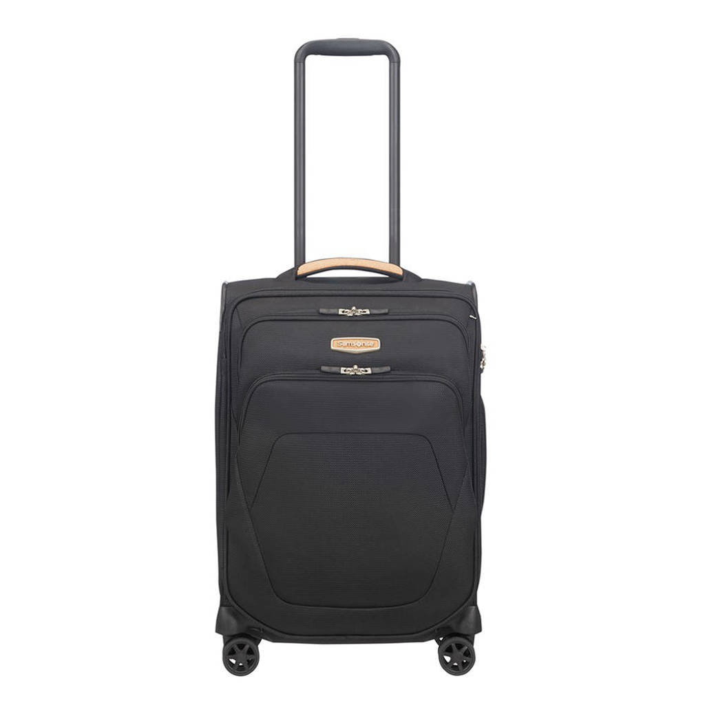 Samsonite  trolley Spark SNG Eco Spinner 55/35 cm. zwart, Zwart