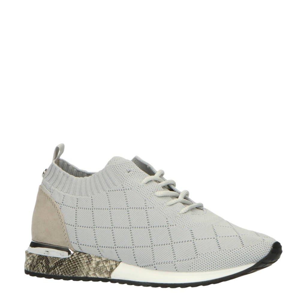 La Strada   sneakers lichtgrijs, Lichtgrijs