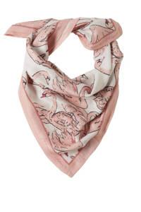 Fabienne Chapot sjaal Carry lichtroze, Lichtroze