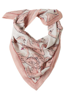 sjaal Carry lichtroze