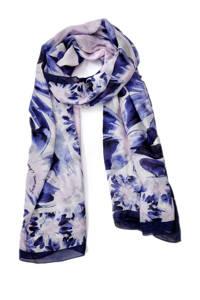 Fabienne Chapot sjaal Loua lila/paars, Lila/paars