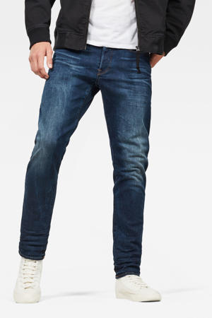 3301 tapered fit jeans dk aged