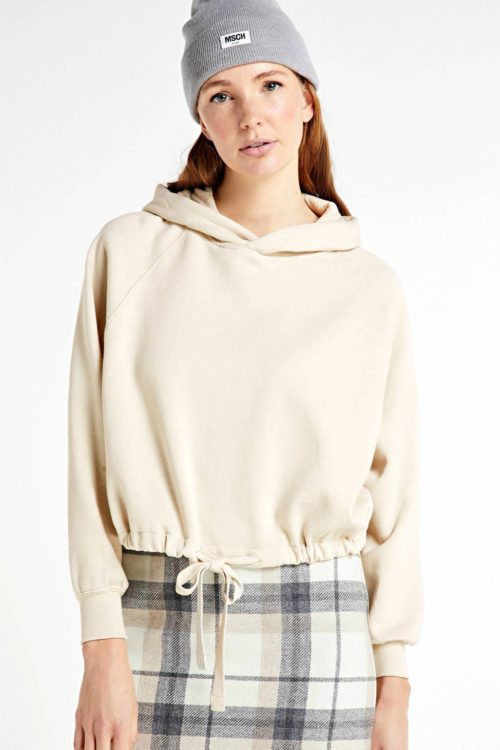 ONLY hoodie ecru, Ecru