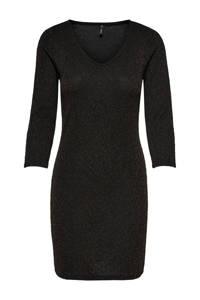 ONLY jurk zwart, Zwart