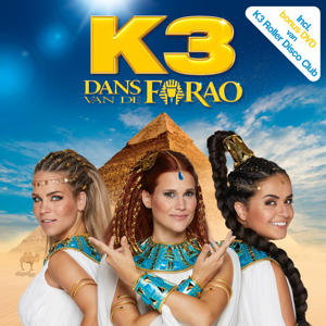 K3 - Dans Van De Farao (CD)